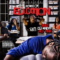 STATiC SPaZ - Still Bored Of Education mixtape cover art