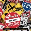 Streetz Undergrind mixtape cover art