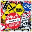 Streetz Undergrind 4 mixtape cover art