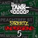 Streetz Undergrind 5 mixtape cover art