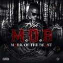 T Rok - Mark Of The Beast (M.O.B) mixtape cover art