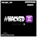 The Label - Hacked II : Jackin Beats mixtape cover art