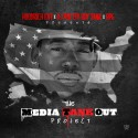 #TheMediaTankOutProject mixtape cover art