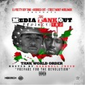 #TheMediaTankOutProject 2 (Hosted By Bankroll Fresh) mixtape cover art