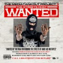 #TheMediaTankOutProject 3 (The Streets Most Wanted) mixtape cover art