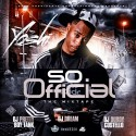 Yoshi - So Official mixtape cover art