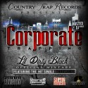 Lil Dirty Black - Corporate Trapping mixtape cover art
