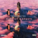 Hoodrich 1K - Marriot Marquis mixtape cover art