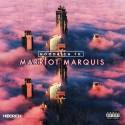 Hoodrich 1K - Marriot Marquis mixtape cover art