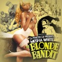 Mesha Write - The Blonde Bandit mixtape cover art