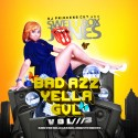 Bad Azz Yella Gul 3 mixtape cover art