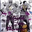 Young B & Niq - Stoopid Swag mixtape cover art