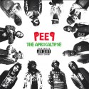 Pro Era - PEEP: The Aprocalypse mixtape cover art