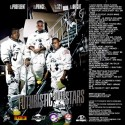 Futuristic South Stars 23 mixtape cover art