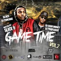 Game Time 2 (Hosted By Slice 9) mixtape cover art