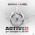 Active 2 mixtape cover art