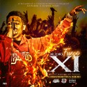 Audio Fuego 11 (Hosted By Cosanostra Kidd) mixtape cover art