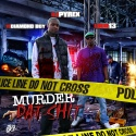 TC Diamond Boy & Louie 13 - Murder Dat Shit mixtape cover art