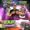 Rap Exposure mixtape cover art