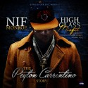 Nif Monroe - High Class Misfit (The Peyton Carrintino Story) mixtape cover art