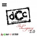 The Legacy 2 (Dallas City Council) mixtape cover art