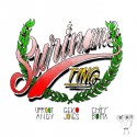 Suriname Ting mixtape cover art