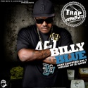 Billy Blue - Trap Certified mixtape cover art