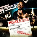 30/30 - 30 Day Notice mixtape cover art