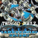 Lamborghini Dreamz mixtape cover art