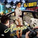 Trina - Amazin' mixtape cover art