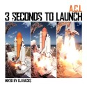 ACL - 3 Seconds To Launch mixtape cover art