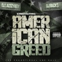 American Greed mixtape cover art