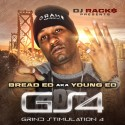 Bread Ed - Grind Stimulation 4 mixtape cover art