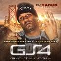 Bread Ed - Grind Stimulation 4 mixtape cover art