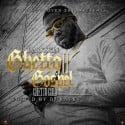 DarkSkin - Ghetto Gospel II - Ghetto Gold mixtape cover art