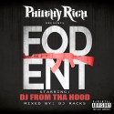 F.O.D. Ent. (Starring DJ From Tha Hood) mixtape cover art