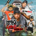 Heavy On The Grind mixtape cover art