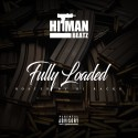 Hitman Beatz - Fully Loaded mixtape cover art