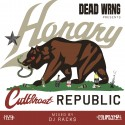 Hongry - Cutthroat Republic mixtape cover art
