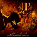 HP The Game God - Game God mixtape cover art