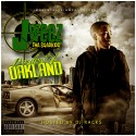J Weez - Product Of Oakland mixtape cover art