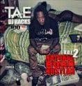 Lil Tae - Natural Born Hustlah 2 mixtape cover art