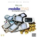 Molly G - Mobile Trap mixtape cover art