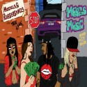 Moses Music - Model's & Rubberband's The Leak mixtape cover art