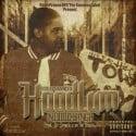 Niddie Banga - Hoodlum mixtape cover art