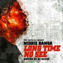 Niddie Banga - Long Time No See mixtape cover art