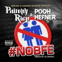 #NOBFE mixtape cover art