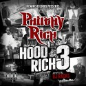 Philthy Rich - Hood Rich 3 mixtape cover art