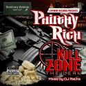 Philthy Rich - Kill Zone The Leak mixtape cover art
