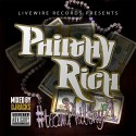 Philthy Rich - #TeamPhilthy mixtape cover art